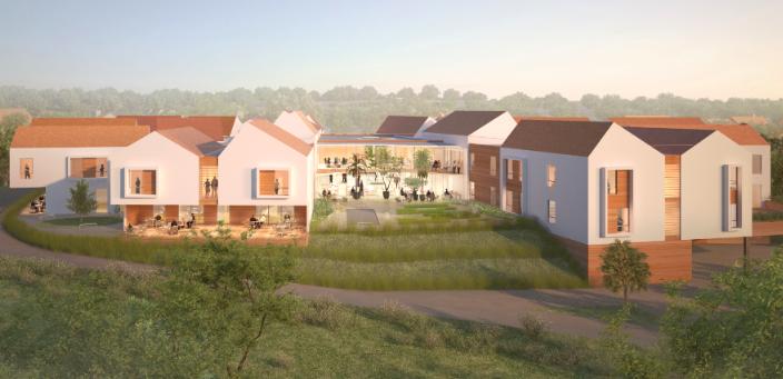 La structure d'Étaples sera composée d'un Ehpad, d'un pôle de psychiatrie et d'un centre de consultations avancées.