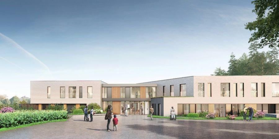La reconstruction de l'Ehpad Henri-Guidet et du foyer de vie débutera en 2017.