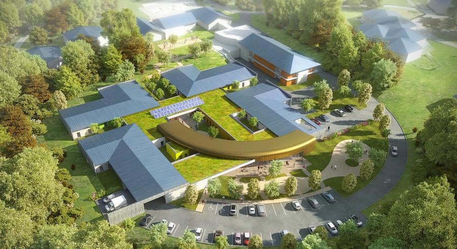 Le Fam de l'Apei des Deux-Vallées comprendra 54 places et deux places d'hébergement temporaire.