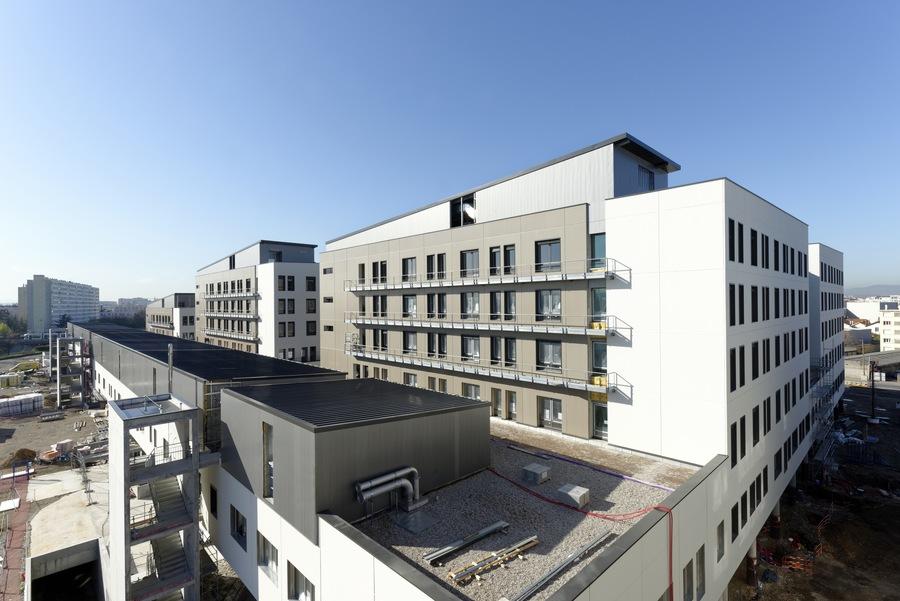 Le Médipôle Lyon-Villeurbanne va réunir sept établissements de l'agglomération.