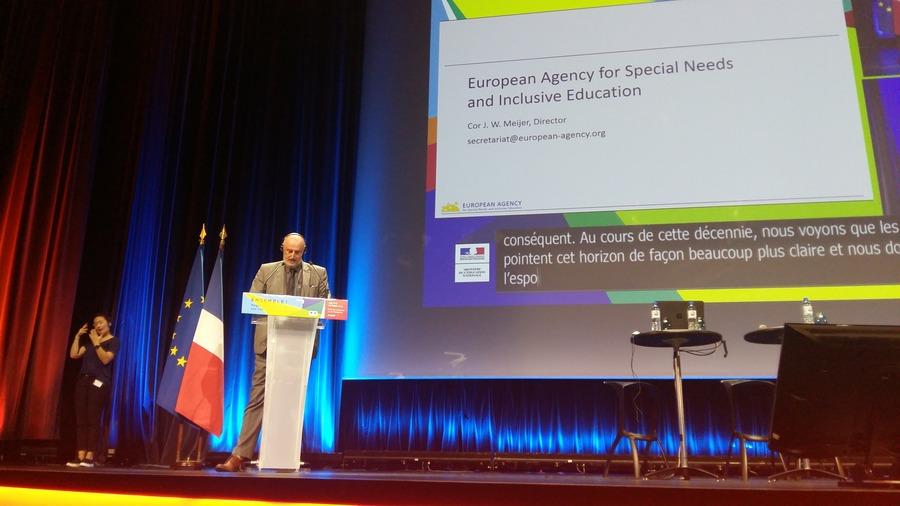L'agence européenne pour les besoins éducatifs particuliers est une plateforme collaborative.