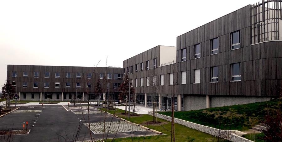 Le nouvel hôpital du Loroux-Bottereau conserve ses 107lits d'Ehpad, 59de SSR et 28d'USLD.