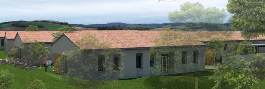 Le futur Fam Saint-Vincent sera situé à proximité du village de Montréal dans l'Aude.