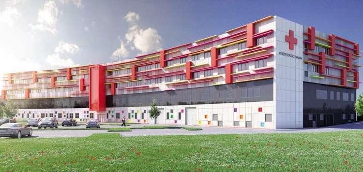 La Croix-Rouge a investi 26,7M€ pour bâtir son nouveau centre SSR.