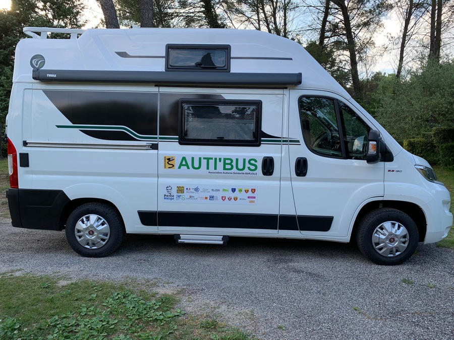 Les tournées de l'Auti'bus s'adapteront aux besoins du terrain.