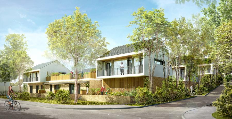 La résidence Le Statère d'Or accueillera 20 personnes âgées de Gir 5 et 6 dans des appartements individuels.