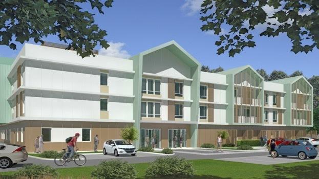 À Orthez, Orpéa reconstruit un Ehpad et implante une nouvelle résidence services.
