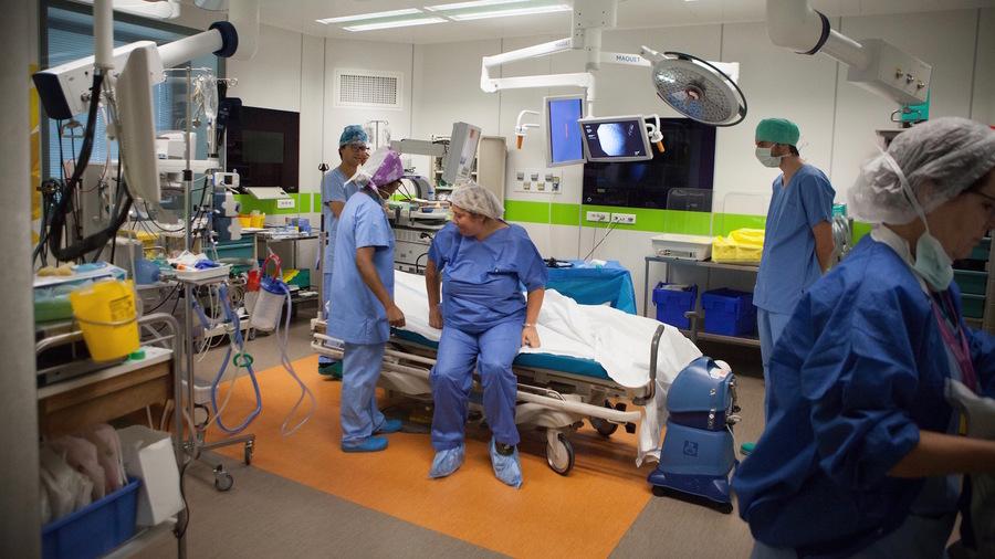 Pour dynamiser la chirurgie ambulatoire (ici au Centre Léon-Bérard à Lyon), les flux de patients doivent être isolés du conventionnel et sortis de tout ce qui les désorganise.