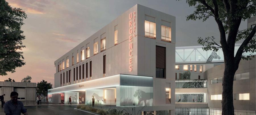 Le nouvel hôpital des Enfants du CHU de Bordeaux verra le jour en 2021.
