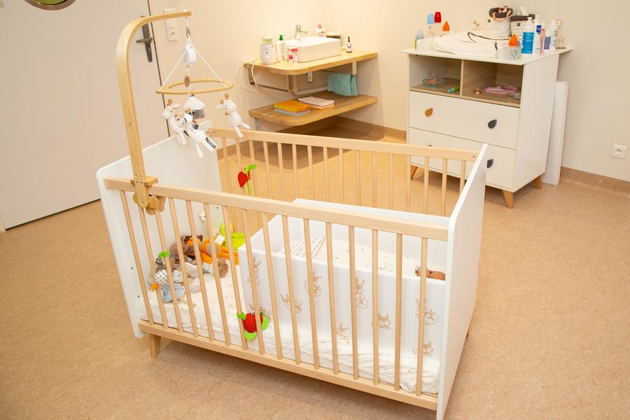 Cosmétiques, textiles, mobiliers, jouets, qualité de l'air intérieur : tout est passé en revue dans la chambre pédagogique.