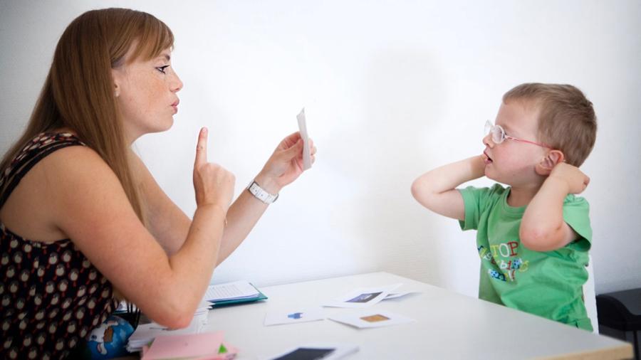 Le temps de diagnostic des troubles du spectre autistique est toujours trop long. (Amélie Benoist/BSIP)