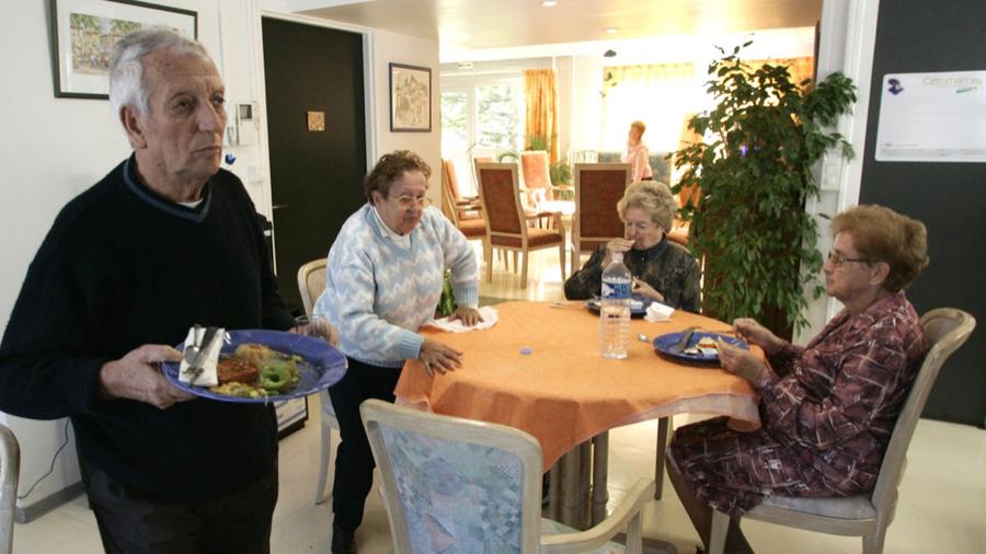 L'habitat inclusif permet de partager des espaces de convivialité. (Ciot/BSIP)