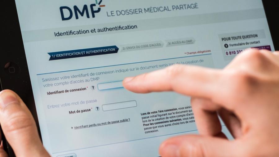 L'Agence du numérique en santé accompagne la montée en charge de la messagerie sécurisée de santé en Ehpad, en cohérence avec le déploiement du DMP. (Furgolle/BSIP)