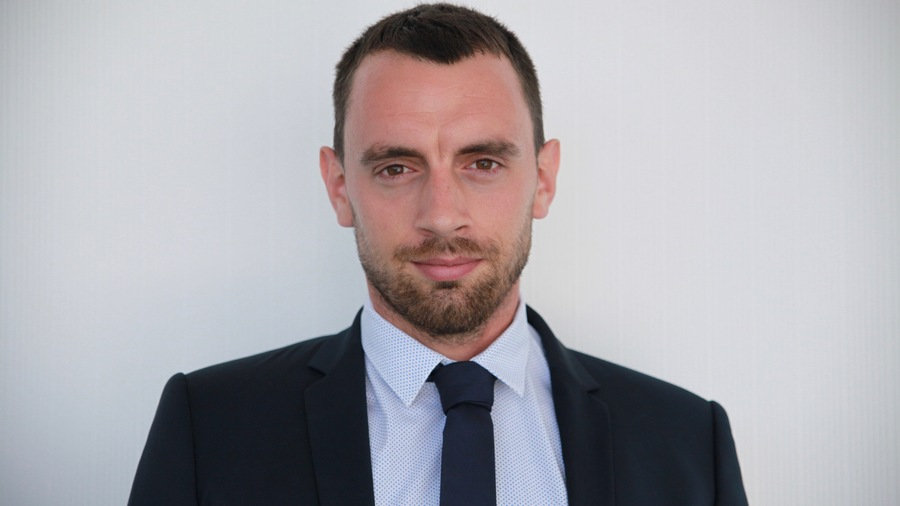 """La crise épidémique """"conforte"""" Lucas Tidadini dans son choix d'exercer dans des hôpitaux similaires à celui d'Haguenau. (DR)"""