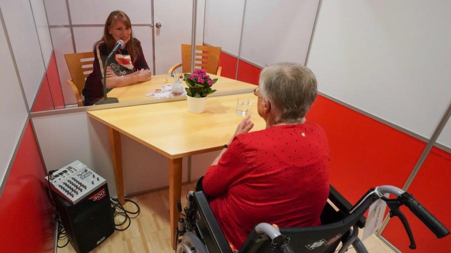 Les visites des familles sont toujours au cœur des problématiques des Ehpad. (DPA Picture Alliance/BSIP)