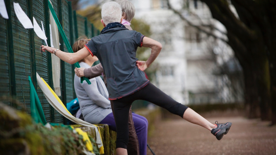 L'intégration de l'activité physique adaptée dans les programmes thérapeutiques est fortement recommandée dans la future réglementation de la réadaptation. (Amélie Benoist/BSIP)