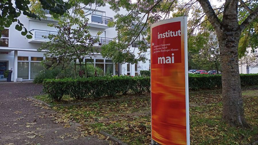 D'aspect extérieur, l'Institut du Mai ressemble à n'importe quel établissement médico-social. (Edoxie Allier/Hospimedia)