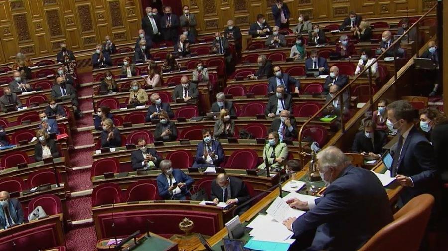 Les sénateurs ont adopté en première lecture le PLFSS ce 17 novembre. (Sénat)