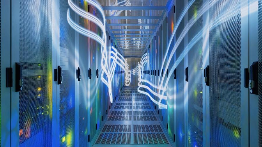 Les exigences de sécurité, imposées par le volet réglementaire, ont pesé dans le choix de Microsoft comme plateforme technologique du Health data hub (Cultura/Image source/BSIP)