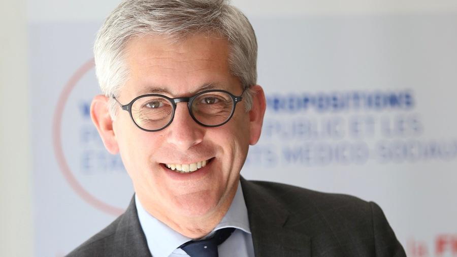 Frédéric Valletoux (FHF)