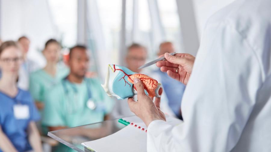 Le classement 2021 du Formindep montre peu d'évolution sur les mesures favorisant l'indépendance dans la formation des futurs médecins. (SPL/BSIP)