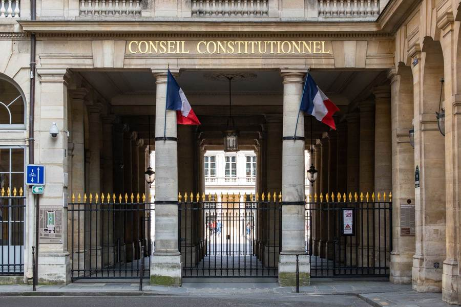Une nouvelle décision du Conseil constitutionnel sur l'encadrement des mesures d'isolement et contention en psychiatrie va obliger le Gouvernement à légiférer de nouveau sur le sujet. (Conseil constitutionnel)