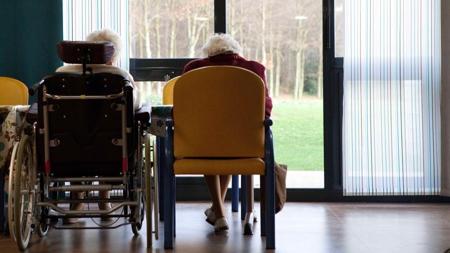 La charte éthique et accompagnement du grand âge reste à applilquer. (Amélie Benoist/Image Point Fr/BSIP)